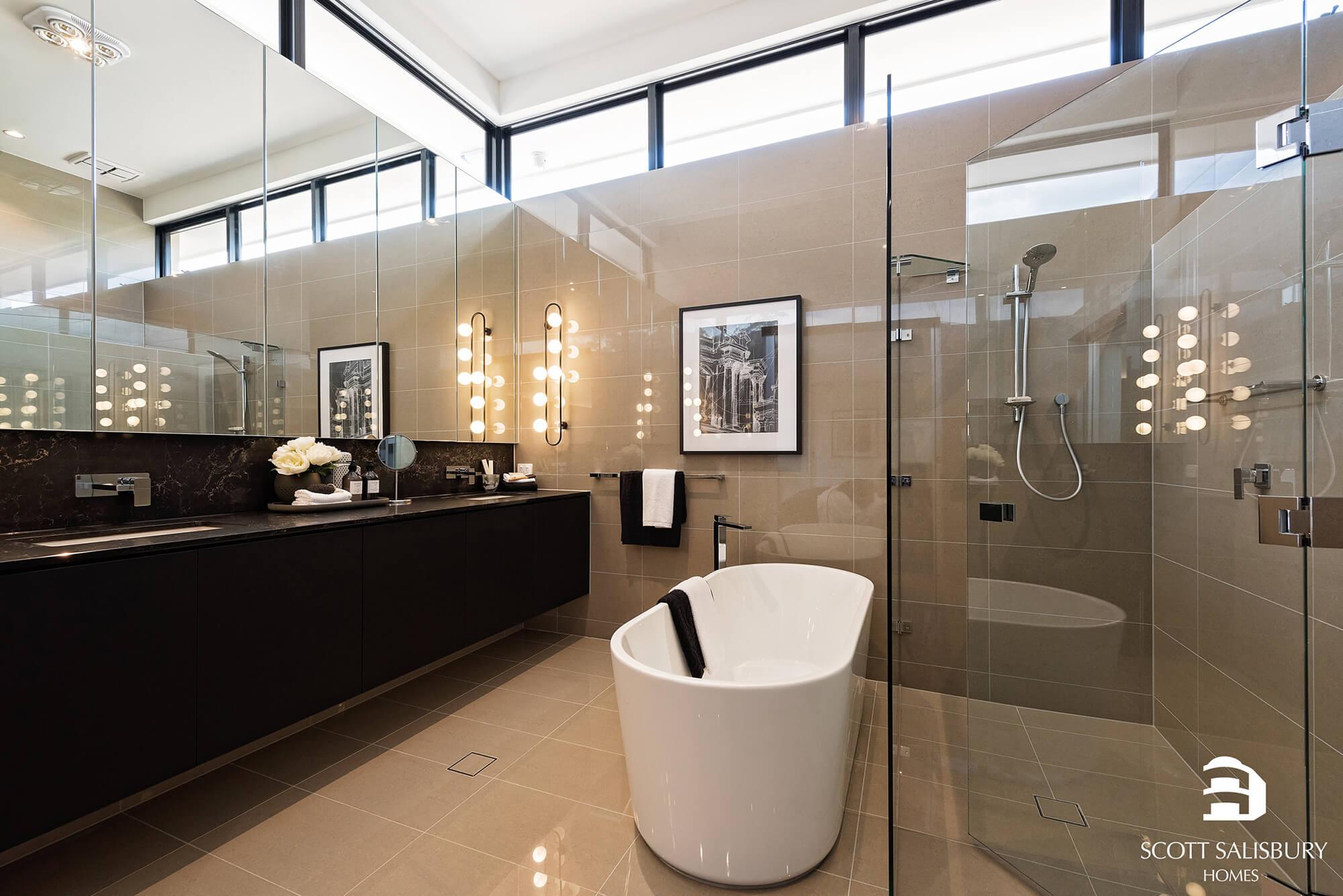 The Charleston bathroom
