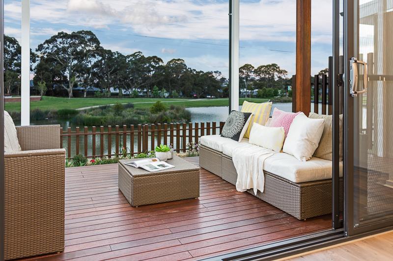 Freshwater Terrace deck