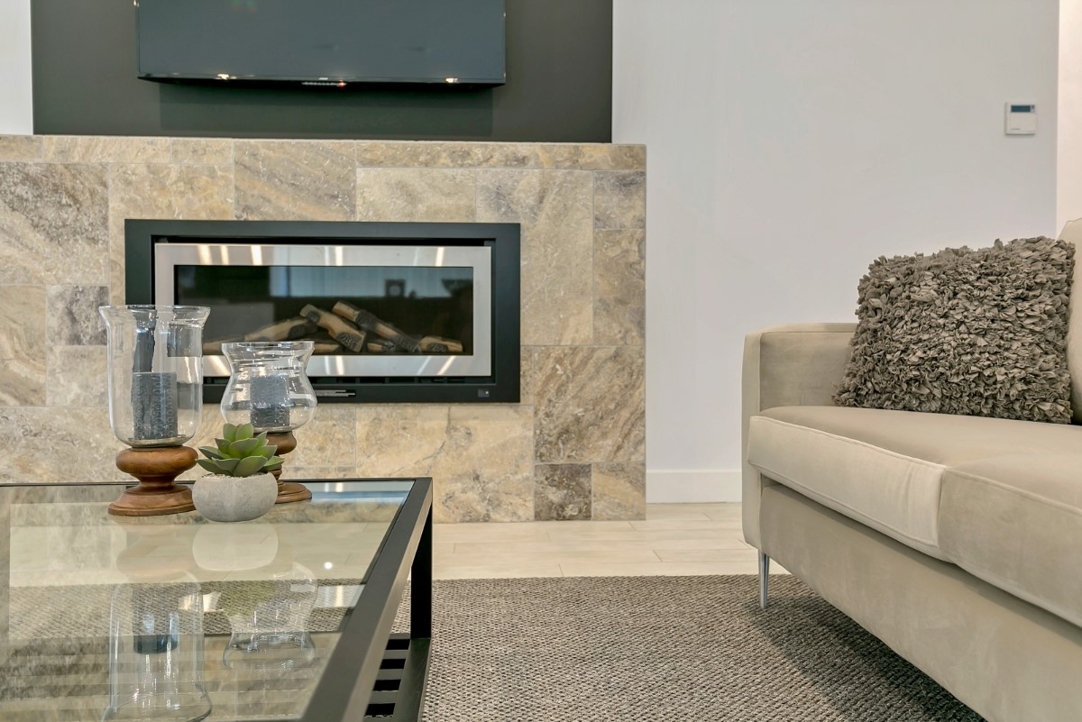 Kensington fireplace
