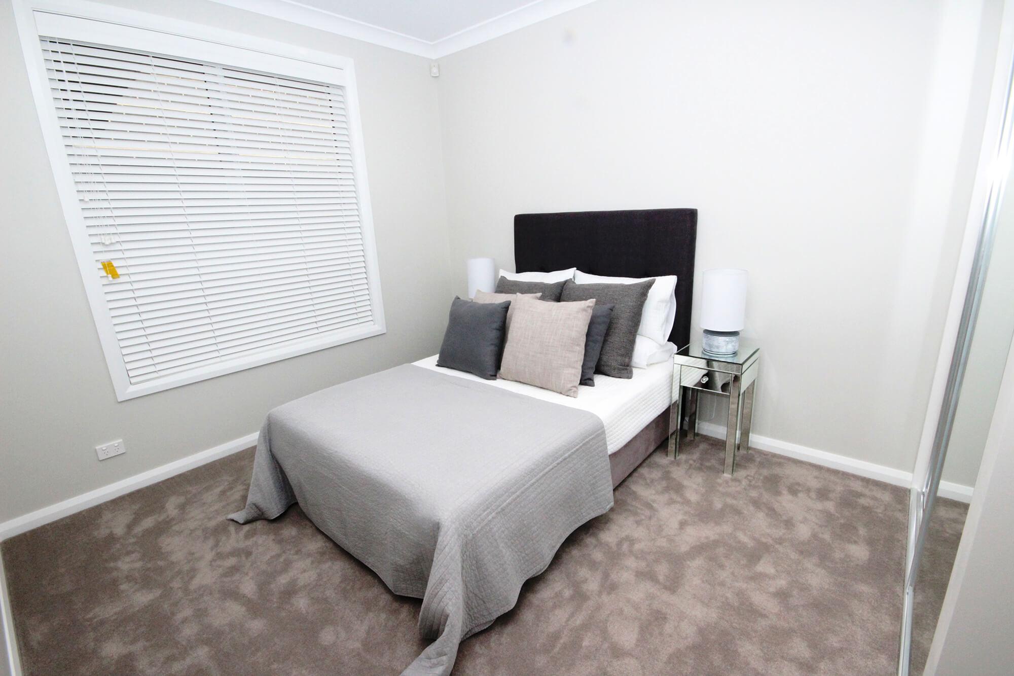 Tusmore bedroom