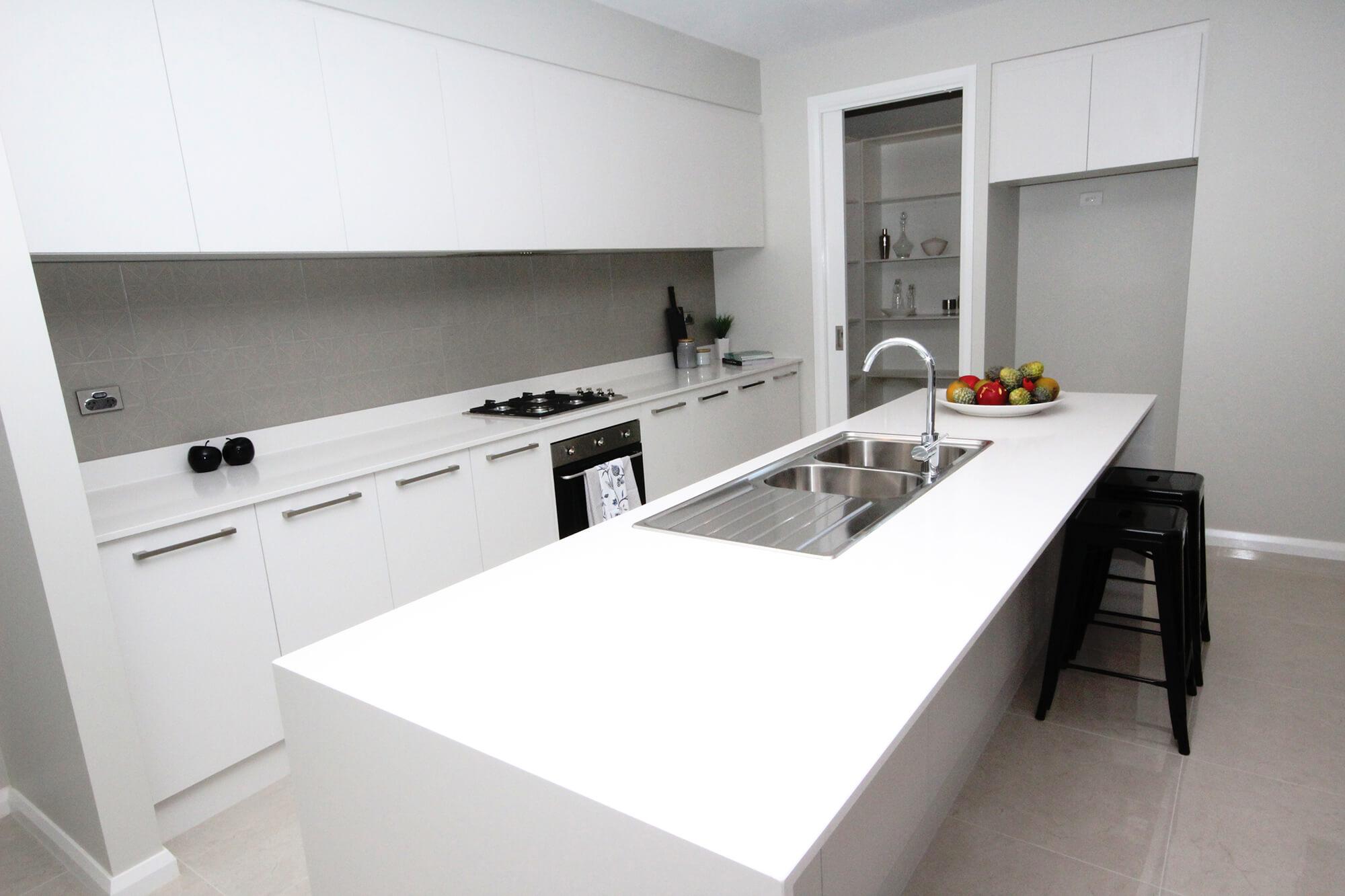 Tusmore kitchen