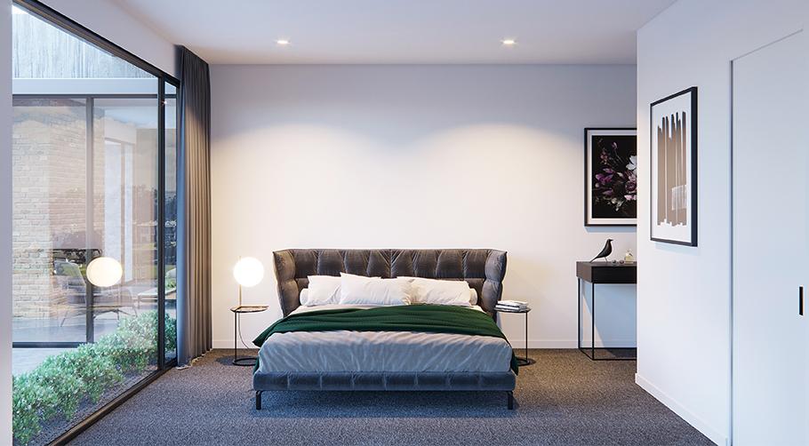 Dream Homes Arcadia Bedroom
