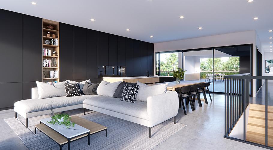 Dream Homes Arcadia Kitchen