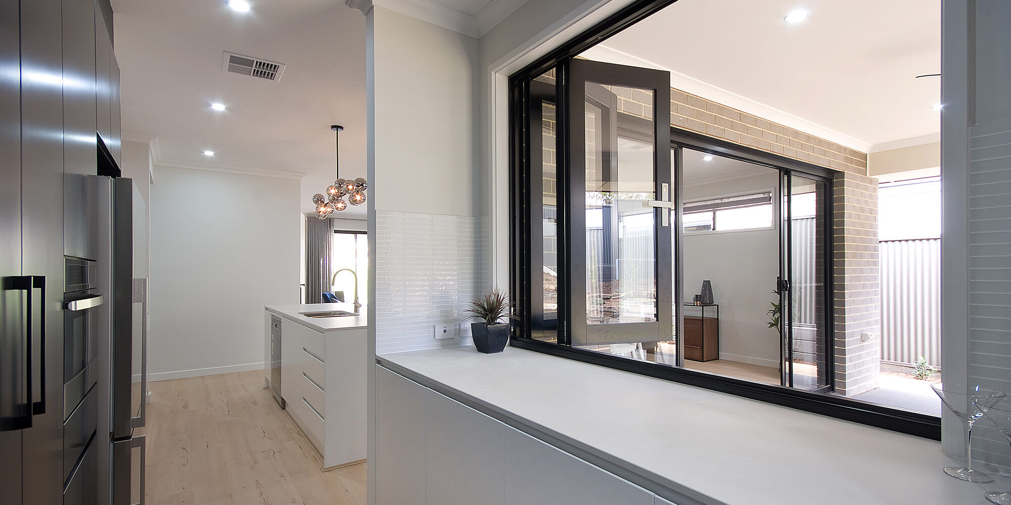 Rossdale Monte Carlo butler pantry