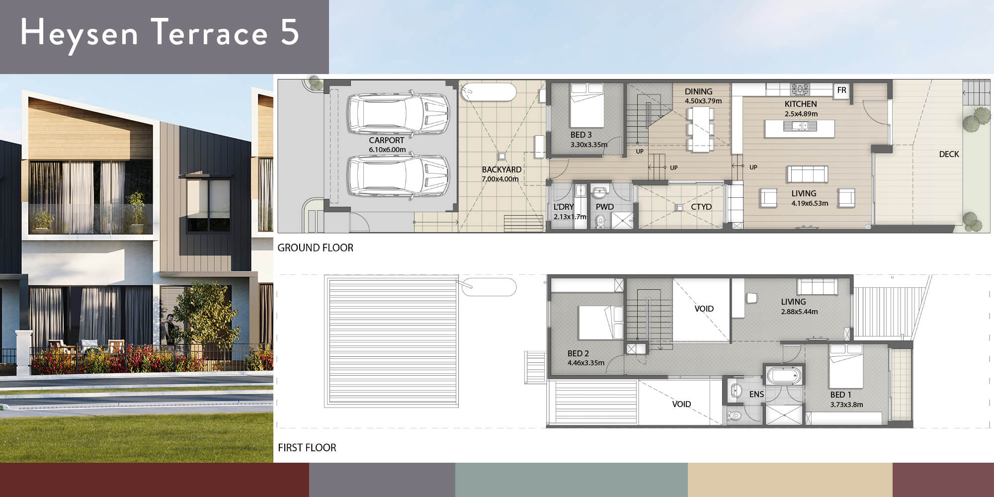 Heysen 5 Floorplan