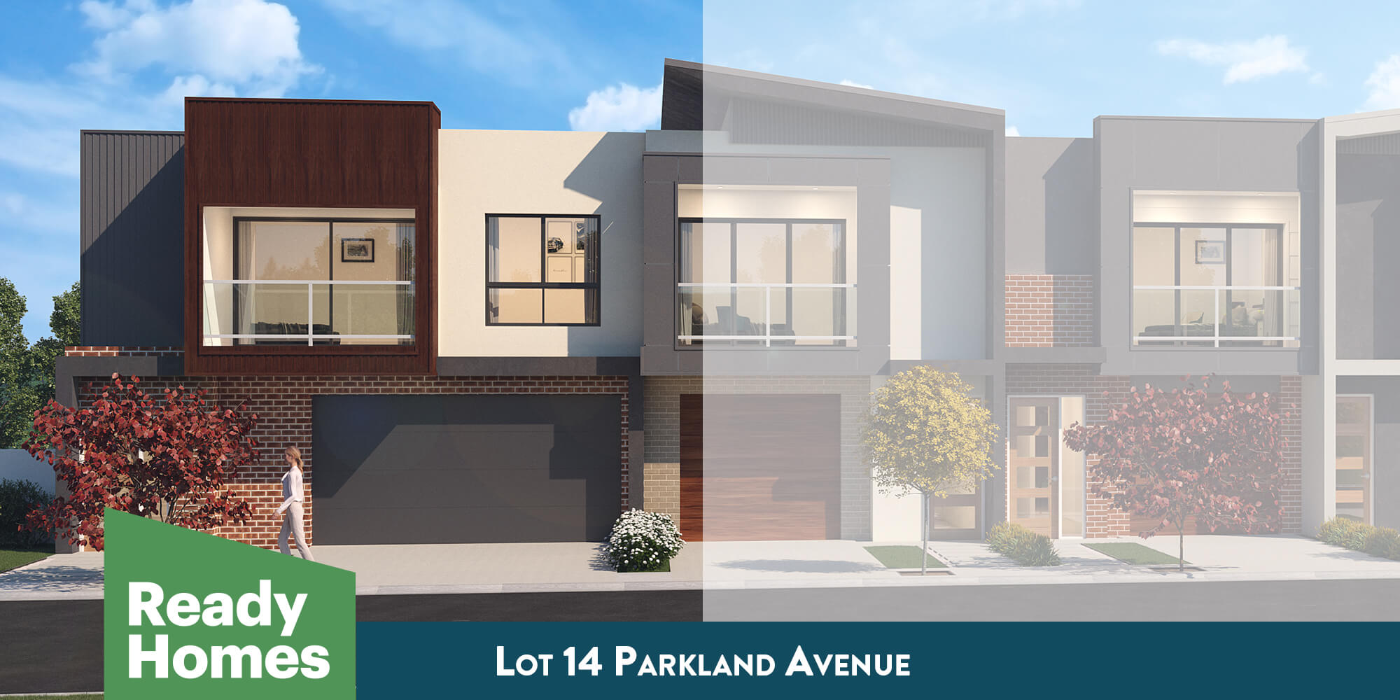 Lot 14 Parkland Avenue facade