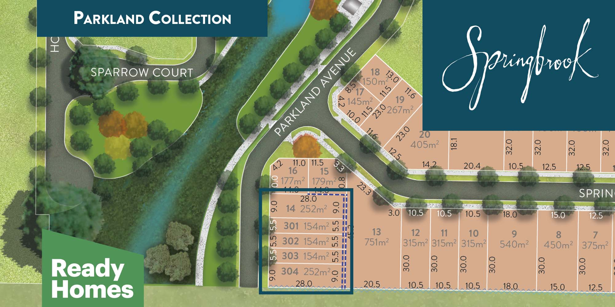 Parkland Collection location