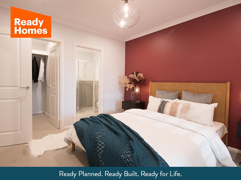 Banksia bedroom